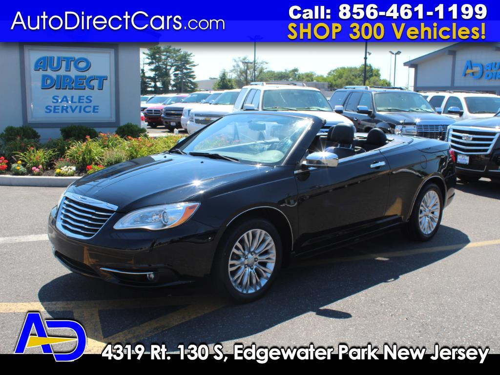 2012 Chrysler 200 2dr Conv Limited