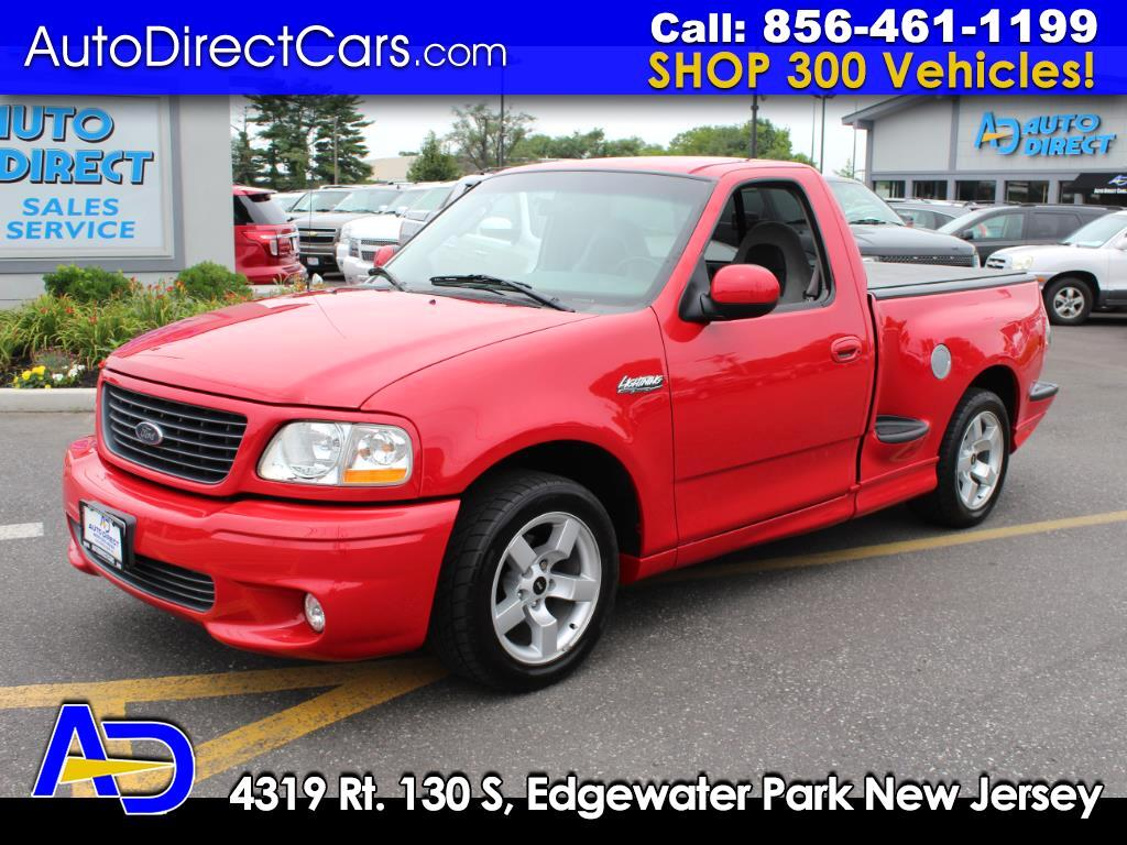 "2002 Ford F-150 Reg Cab Flareside 120"" Lightning"