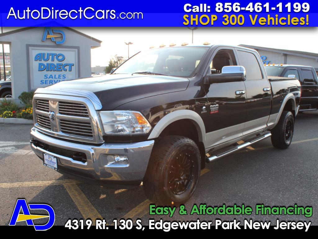 "2010 Dodge Ram 2500 4WD Crew Cab 149"" Laramie *Ltd Avail*"