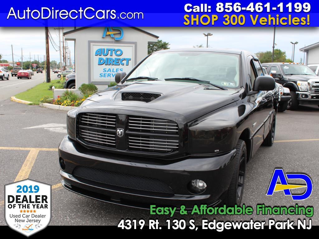 2006 Dodge Ram SRT-10 4dr Quad Cab 140.5