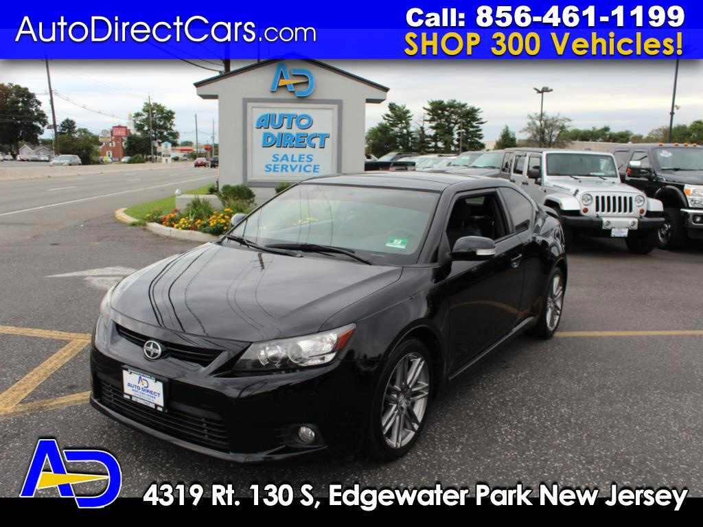 2012 Scion tC 2dr HB Man (Natl)