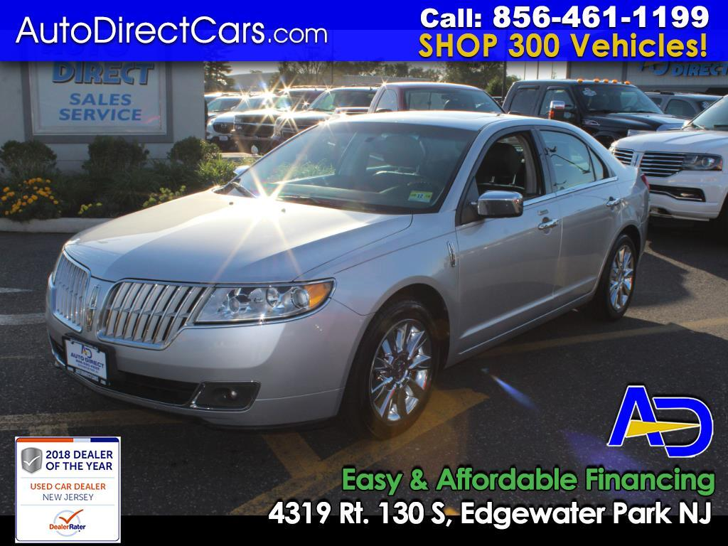 2011 Lincoln MKZ 4dr Sdn AWD