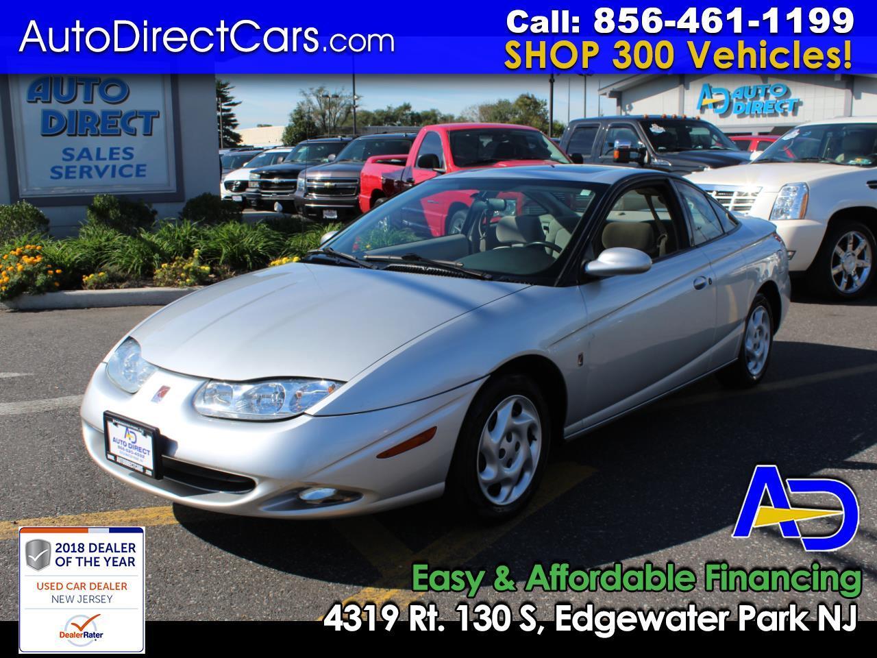 2002 Saturn SC 3dr SC2 Auto