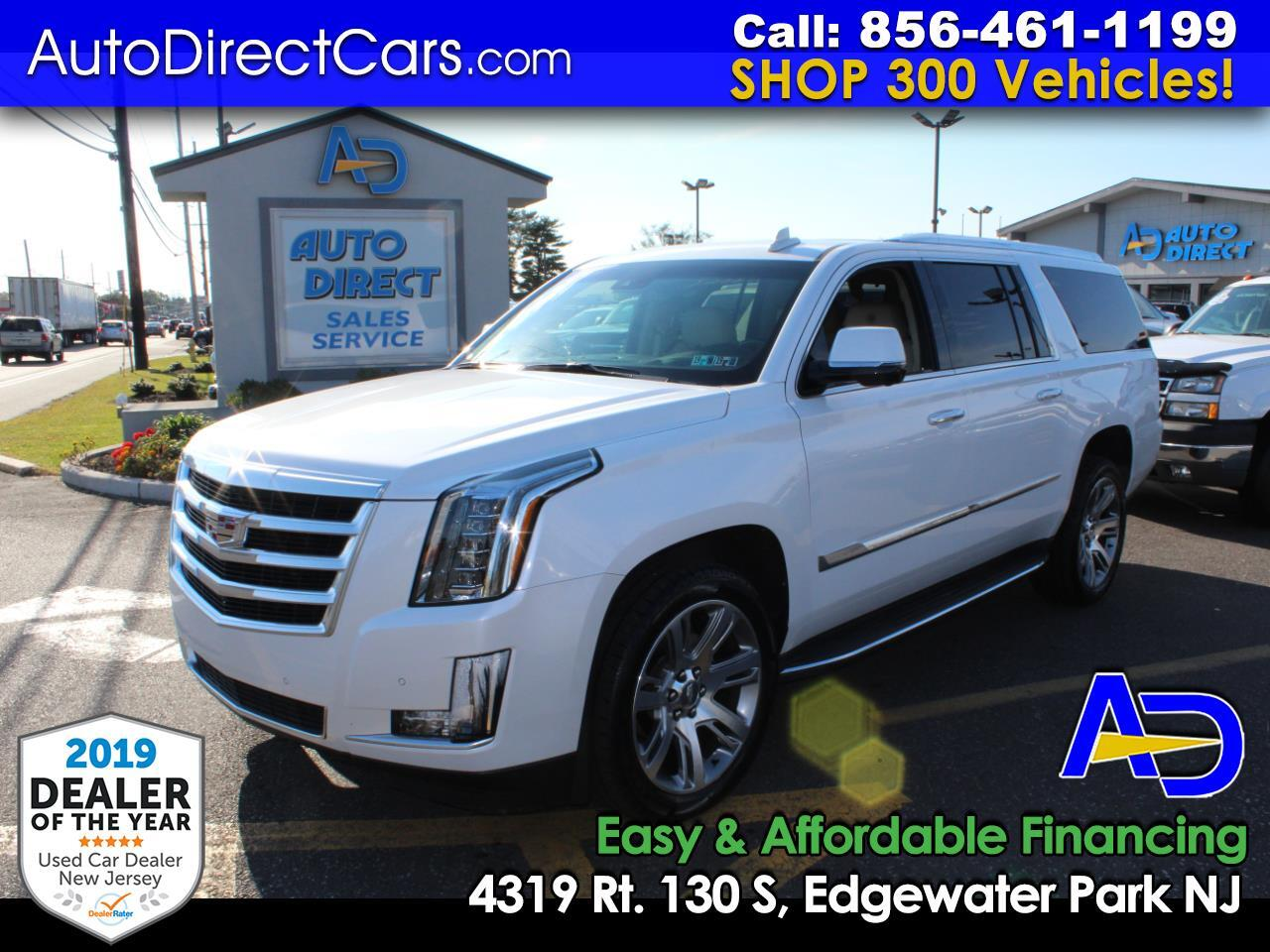 2016 Cadillac Escalade ESV 4WD 4dr Luxury Collection