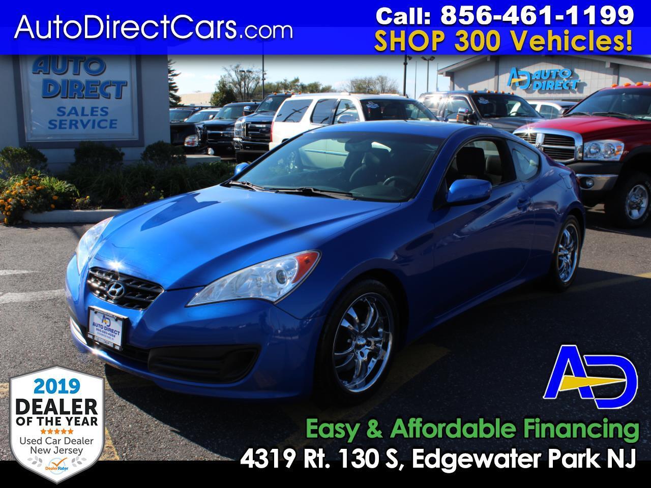 2011 Hyundai Genesis Coupe 2dr 2.0T Auto Premium