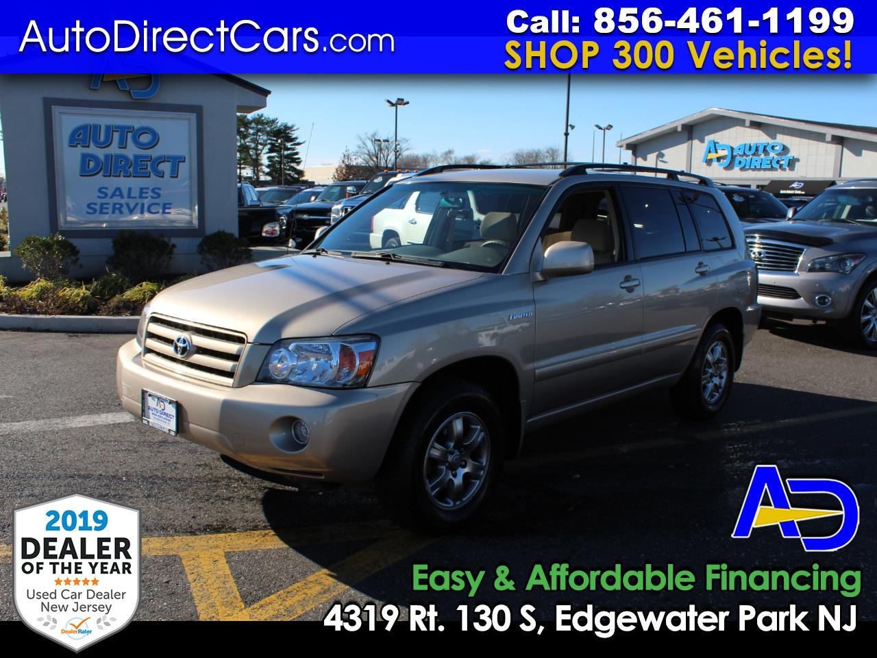2005 Toyota Highlander 4dr V6 4WD Limited (Natl)