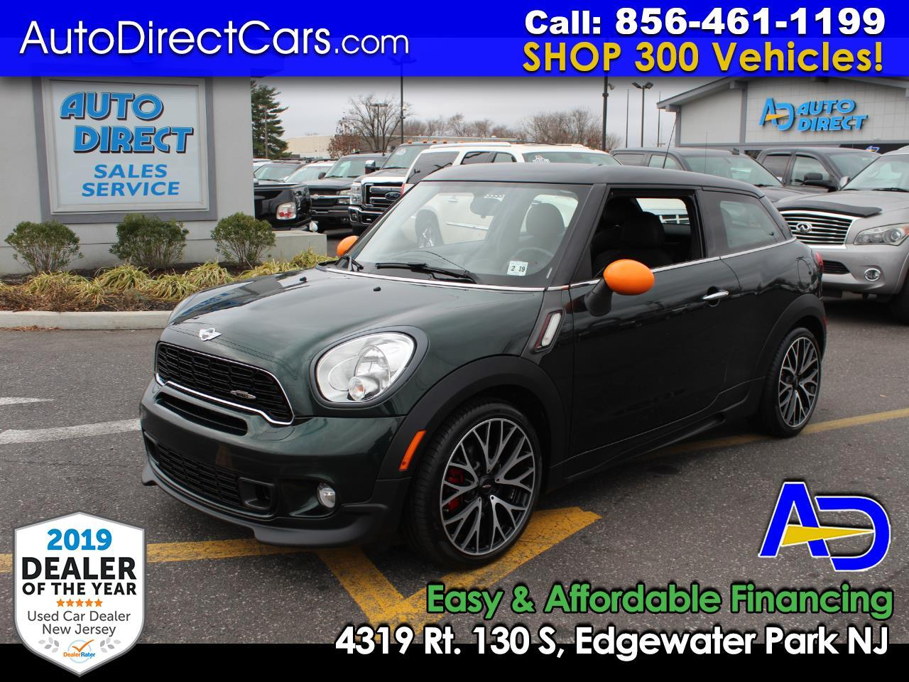 2014 MINI Cooper Paceman ALL4 2dr John Cooper Works