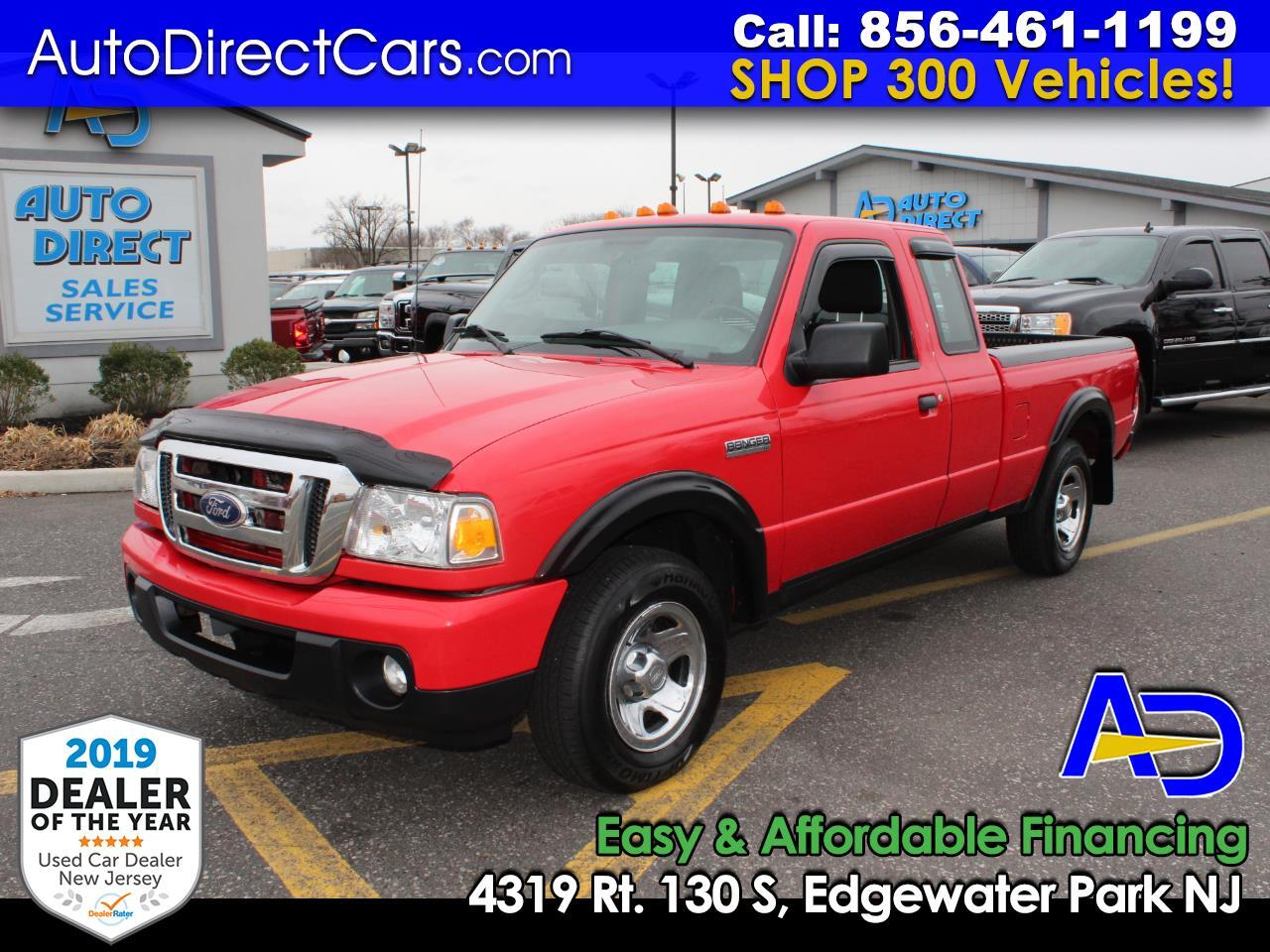 2010 Ford Ranger 2WD 2dr SuperCab 126