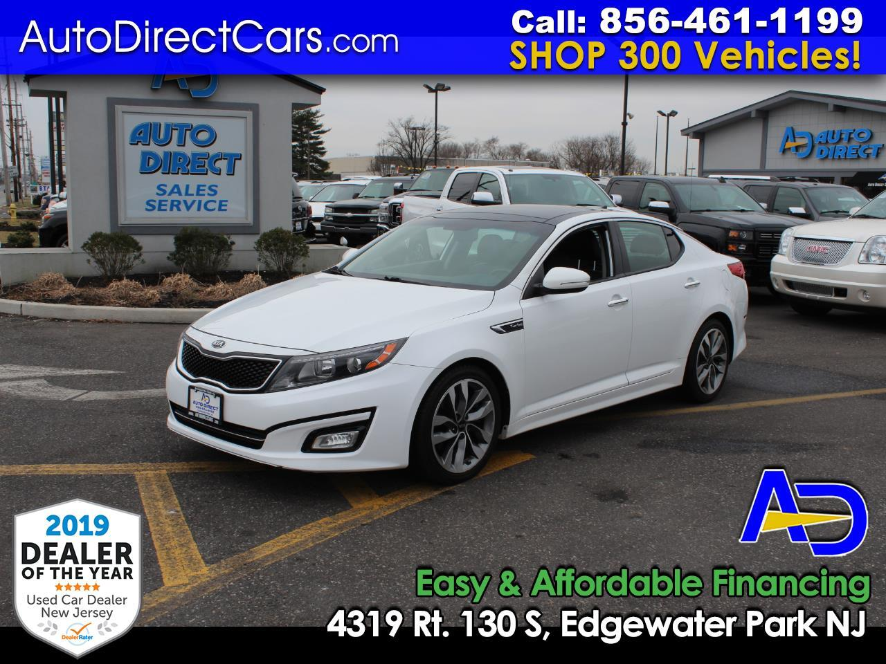 2014 Kia Optima 4dr Sdn SX Turbo