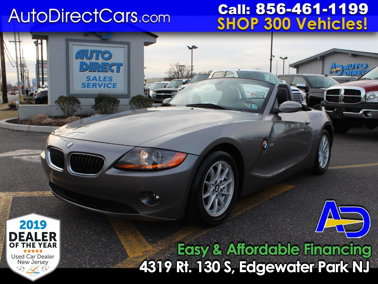 2003 BMW Z4 Z4 2dr Roadster 2.5i