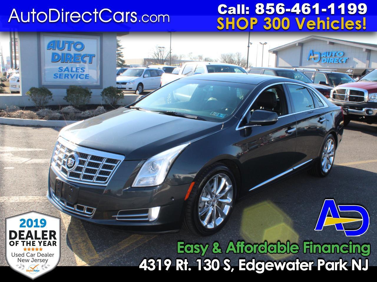 2014 Cadillac XTS 4dr Sdn Luxury FWD