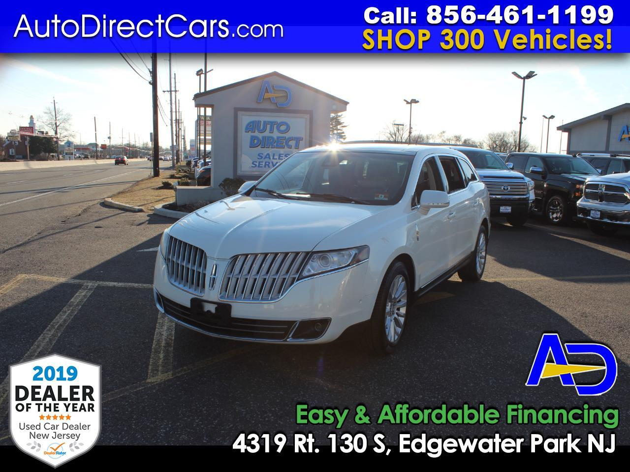 2012 Lincoln MKT 4dr Wgn 3.5L AWD w/EcoBoost