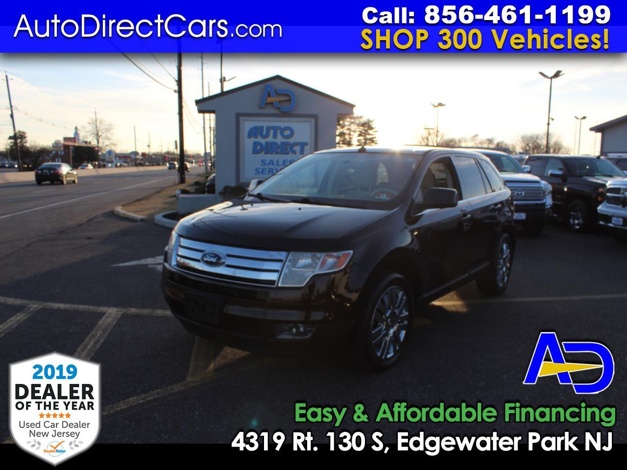 2009 Ford Edge 4dr Limited AWD