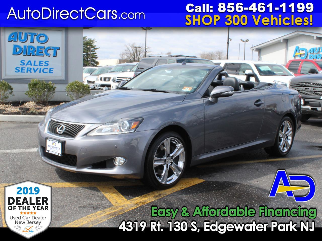 2013 Lexus IS 350C 2dr Conv