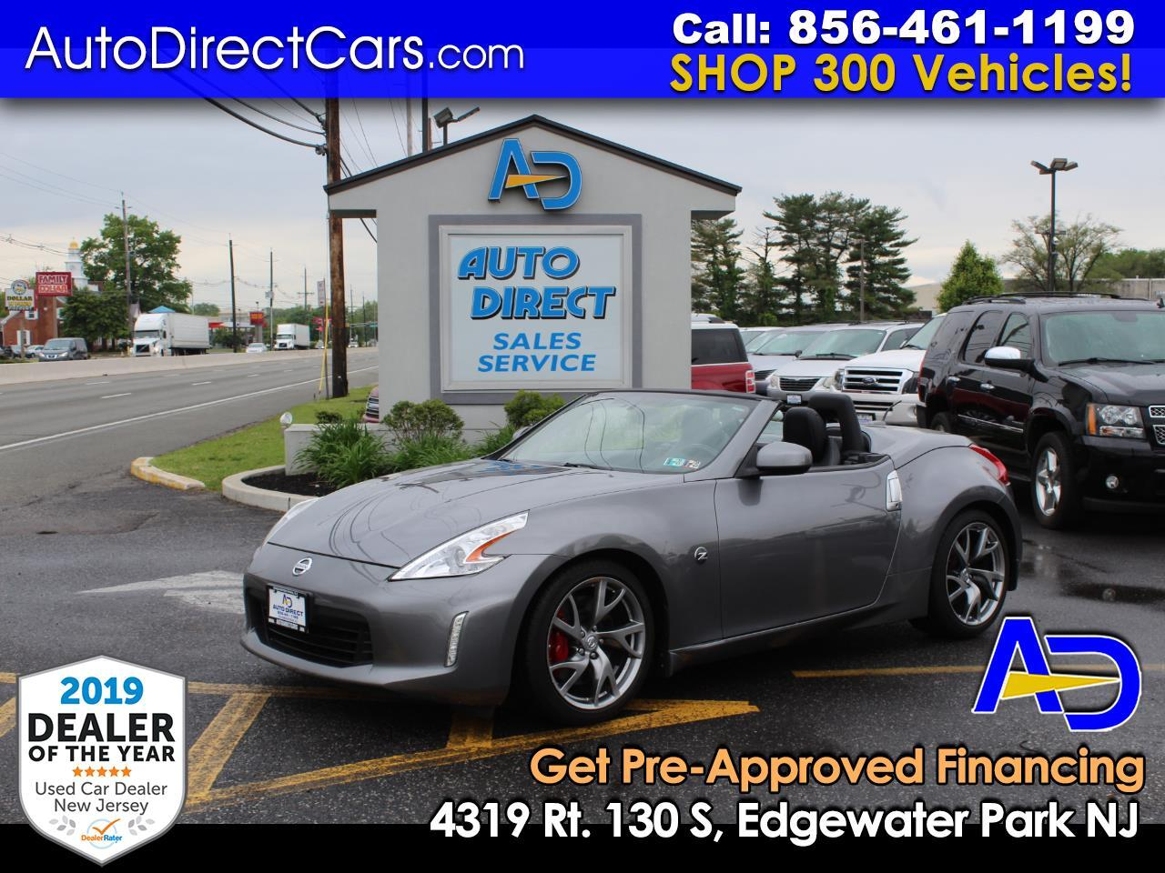 2014 Nissan 370Z 2dr Roadster Auto Touring