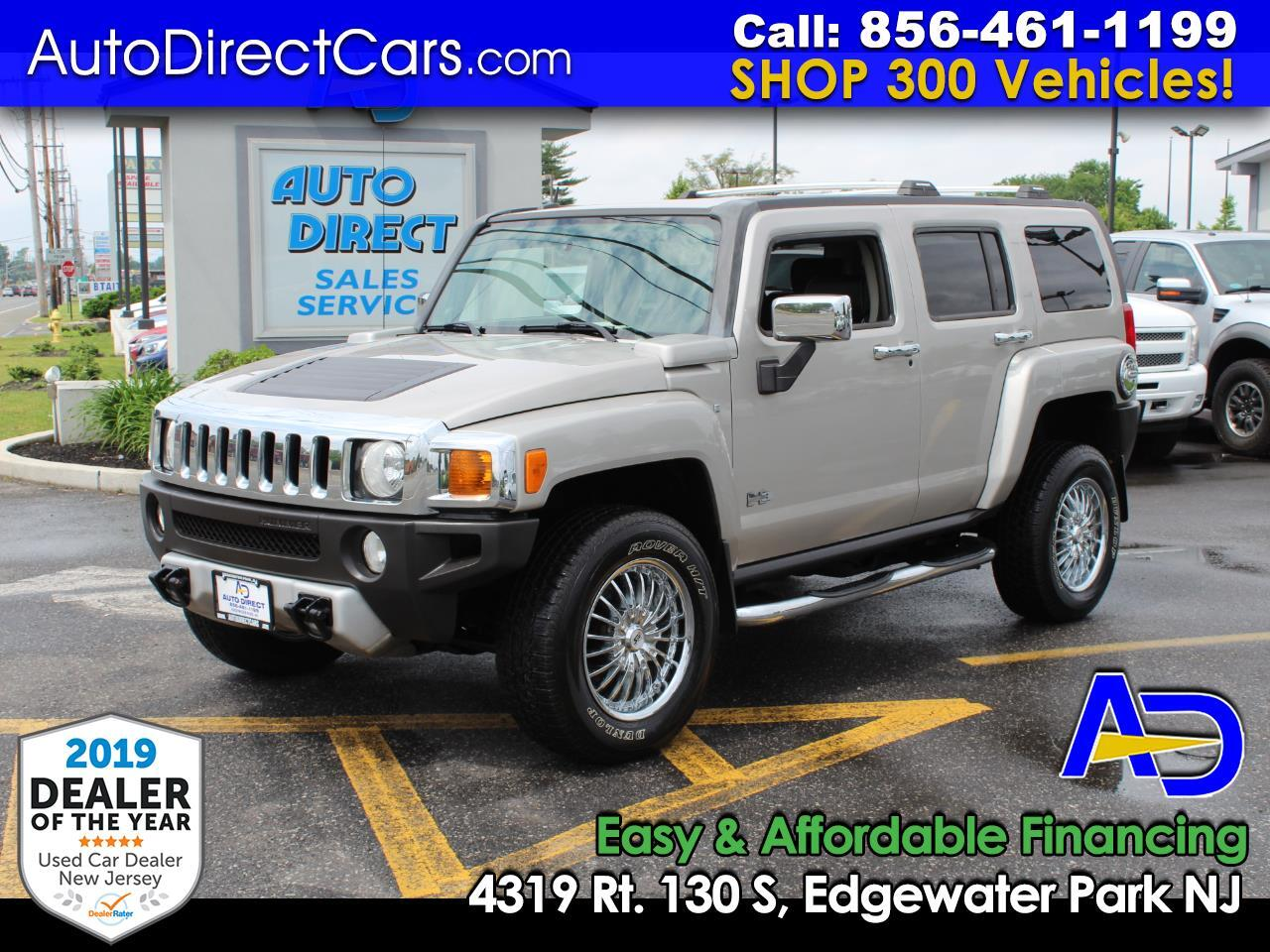 2008 HUMMER H3 4WD 4dr H3T Luxury