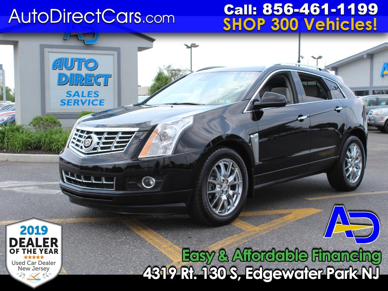 2014 Cadillac SRX AWD 4dr Performance Collection