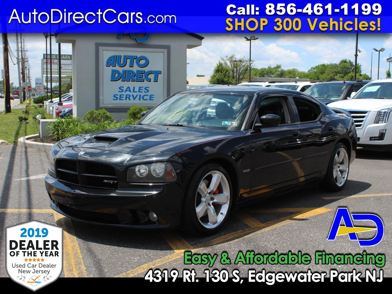2006 Dodge Charger 4dr Sdn SRT8 RWD