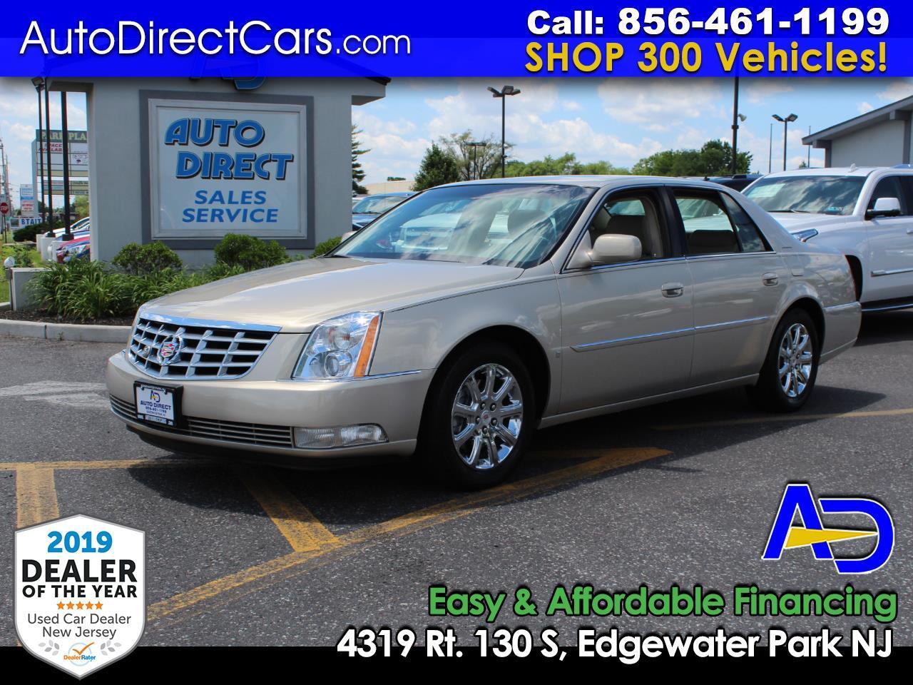 2009 Cadillac DTS 4dr Sdn w/1SA