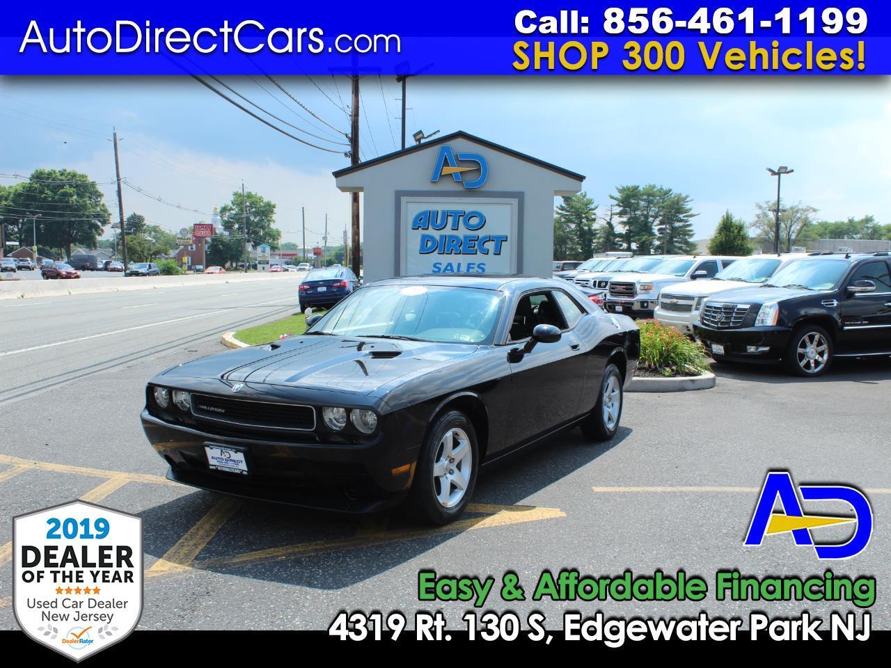 2009 Dodge Challenger 2dr Cpe SE