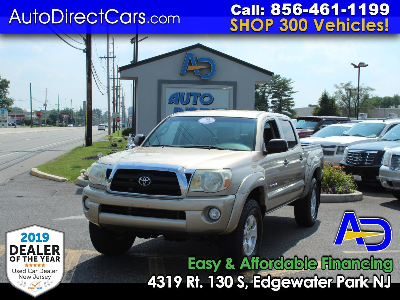 2007 Toyota Tacoma For Sale >> Buy Here Pay Here 2007 Toyota Tacoma For Sale In Edgewater Park Nj