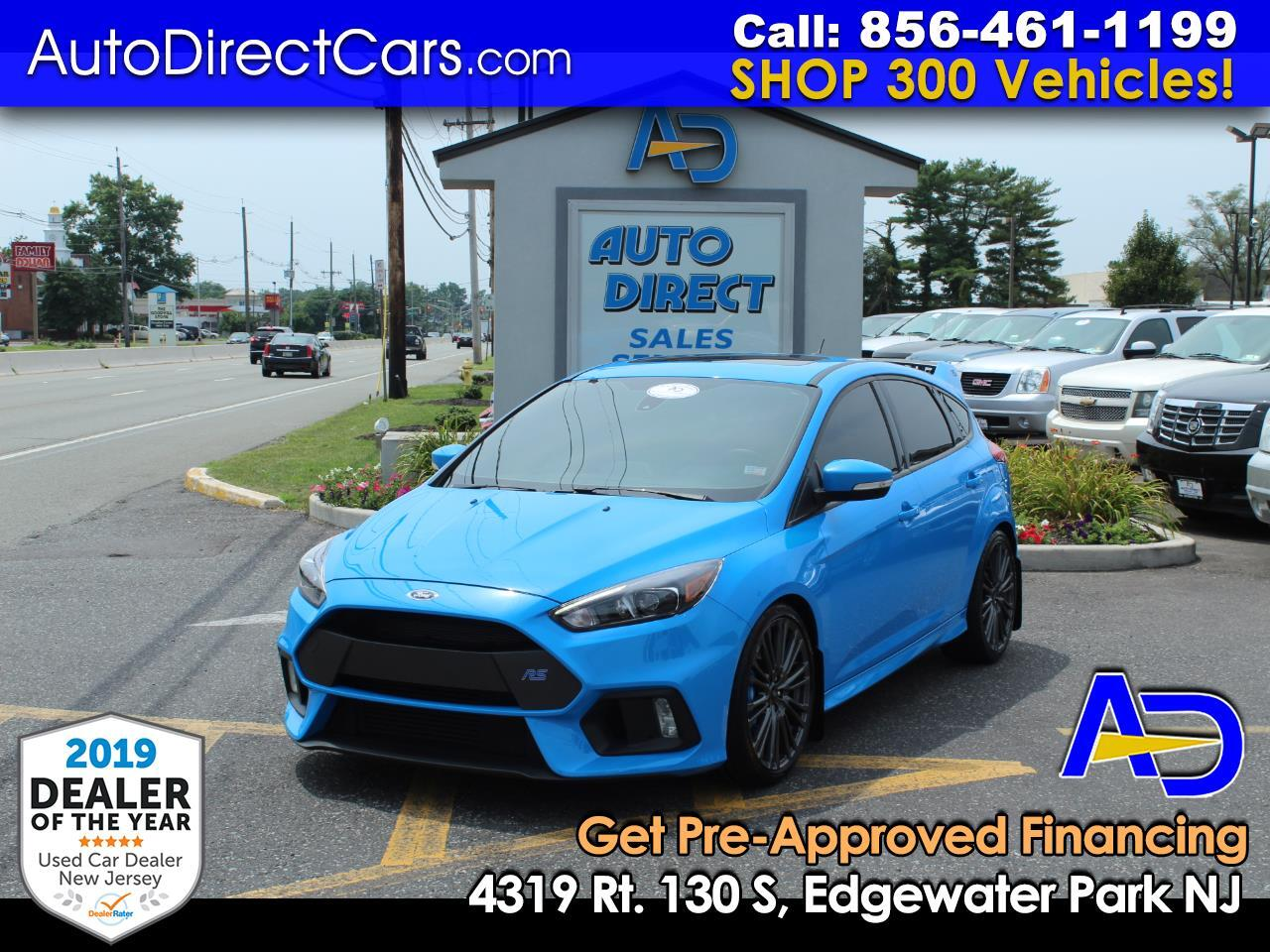 2016 Ford Focus 5dr HB RS