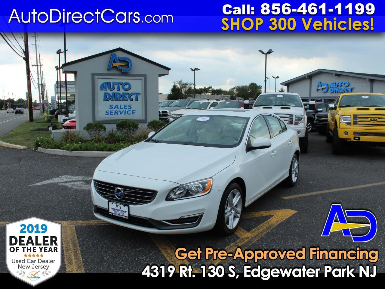 Volvo S60 2015.5 4dr Sdn T5 Premier AWD 2015