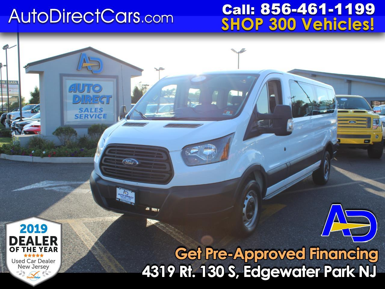 "Ford Transit Wagon T-350 148"" Low Roof XLT Swing-Out RH Dr 2016"