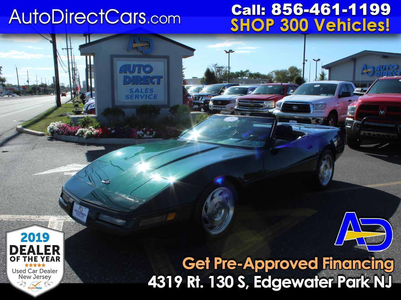 1993 Chevrolet Corvette 2dr Convertible