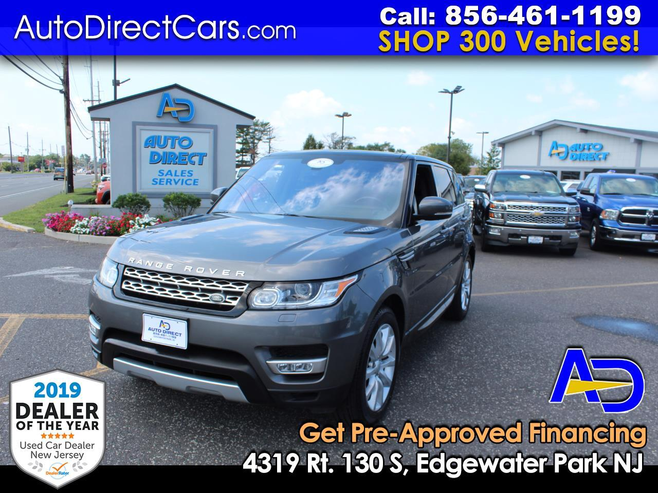 Used Land Rover Range Rover Sport Beverly Nj