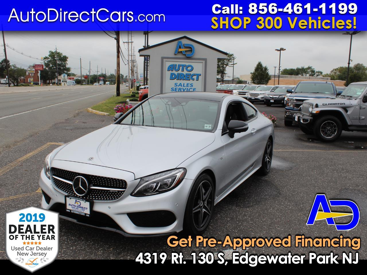 Mercedes-Benz C-Class AMG C 43 4MATIC Coupe 2018