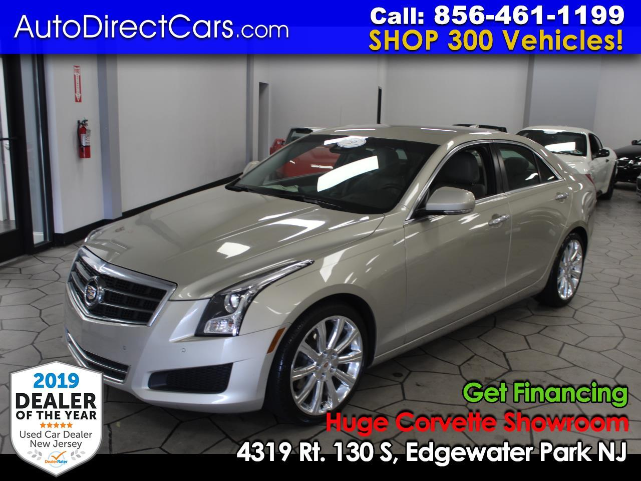 Cadillac ATS 4dr Sdn 3.6L Luxury RWD 2013