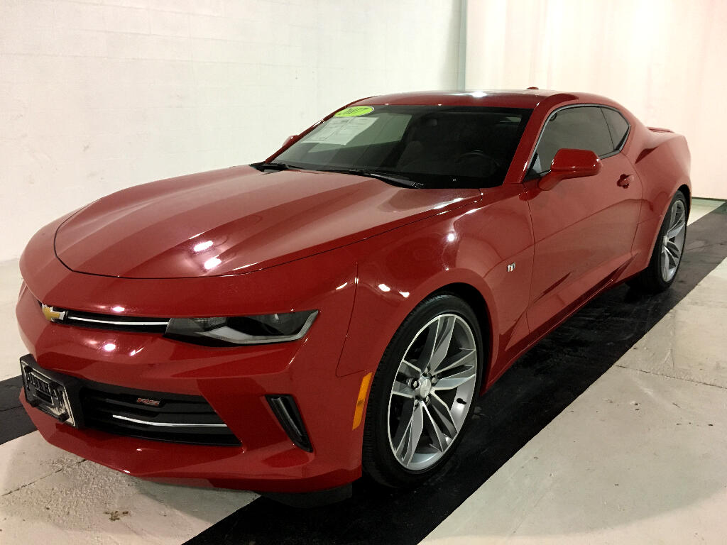 2017 Chevrolet Camaro RS Coupe