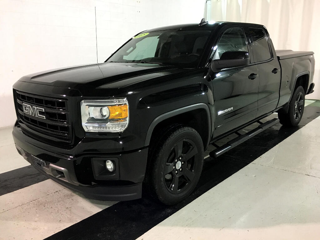 2015 GMC Sierra 1500 Base Double Cab 4WD