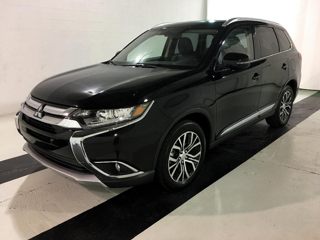 2018 Mitsubishi Outlander SEL 2WD