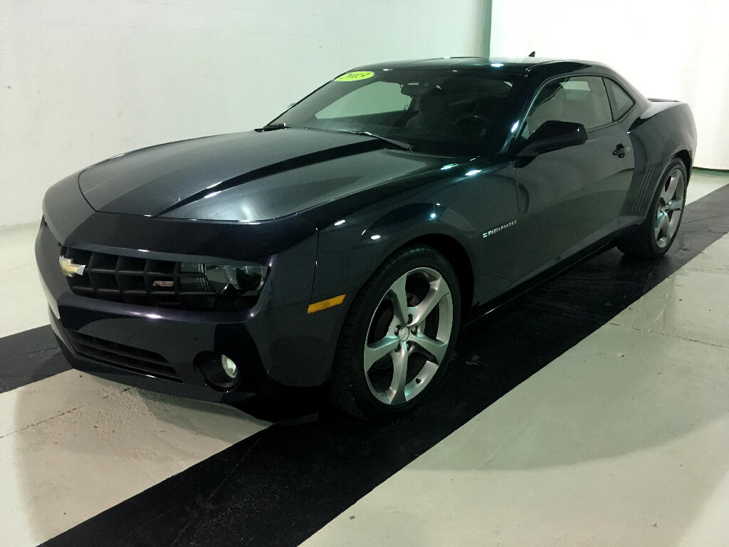 2013 Chevrolet Camaro RS Coupe