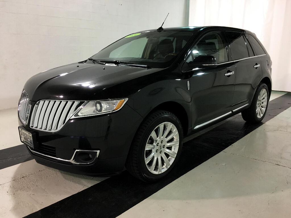 2014 Lincoln MKX AWD Elite