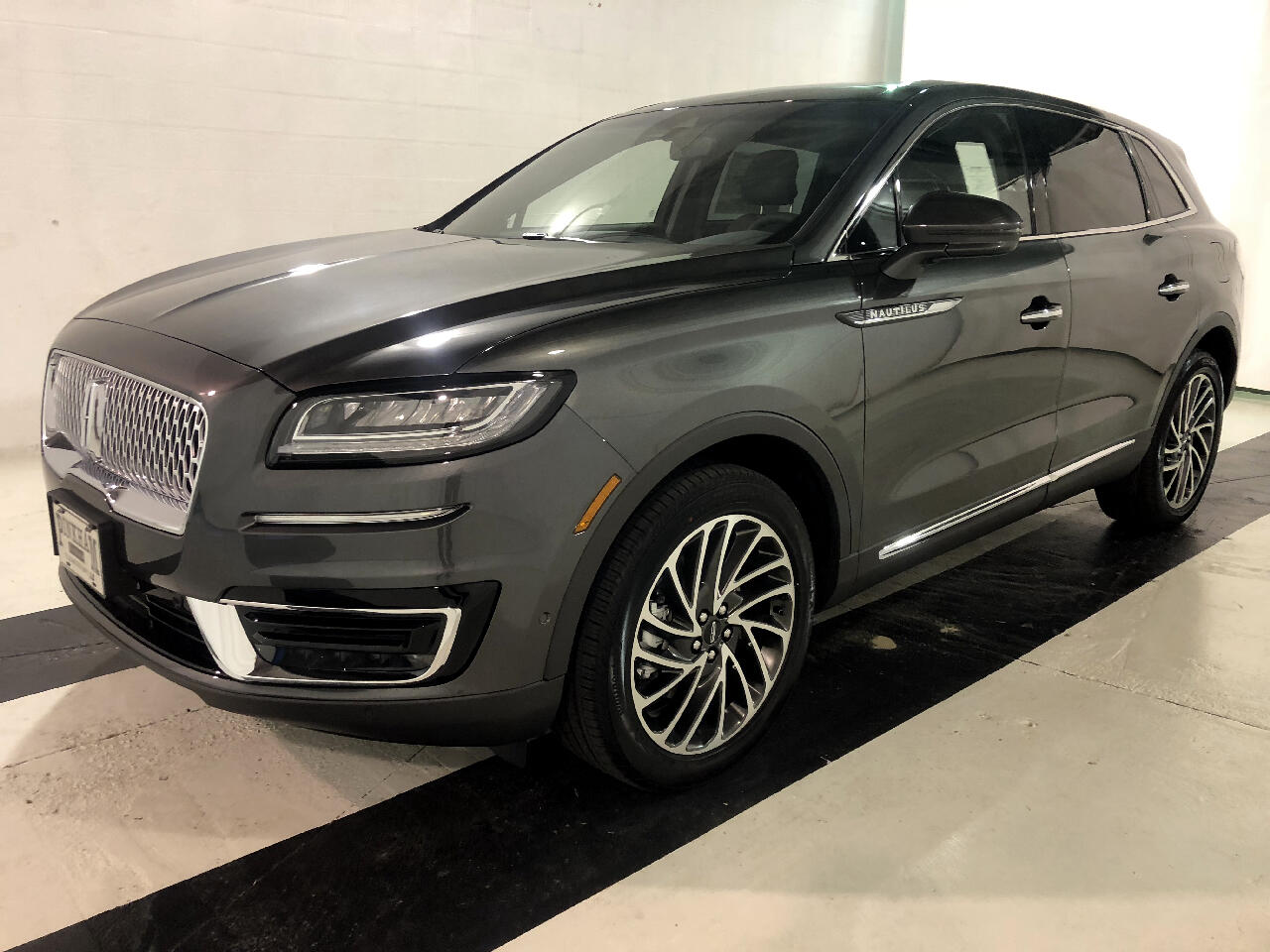 2019 Lincoln Nautilus AWD Reserve