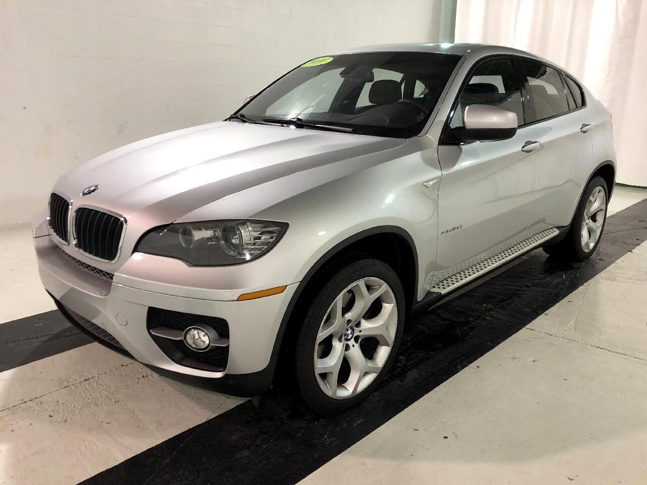 2010 BMW X6 AWD 4dr 35i