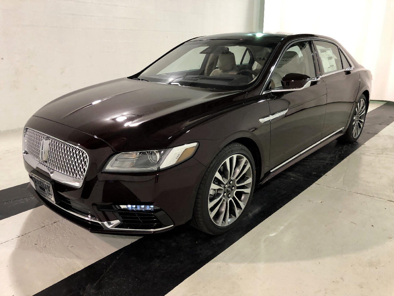 2019 Lincoln Continental Reserve FWD