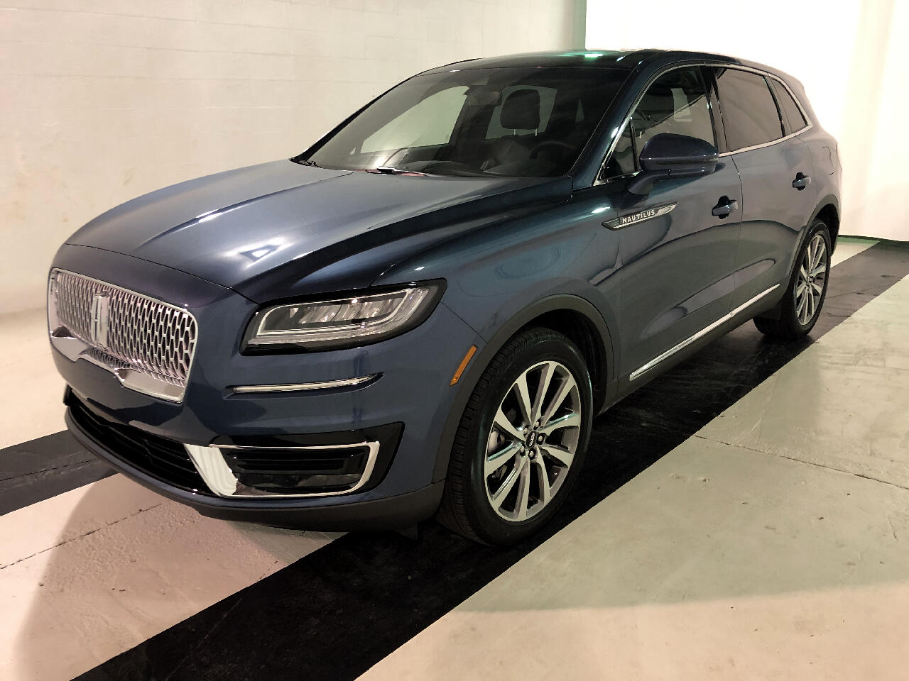 2019 Lincoln Nautilus FWD Select