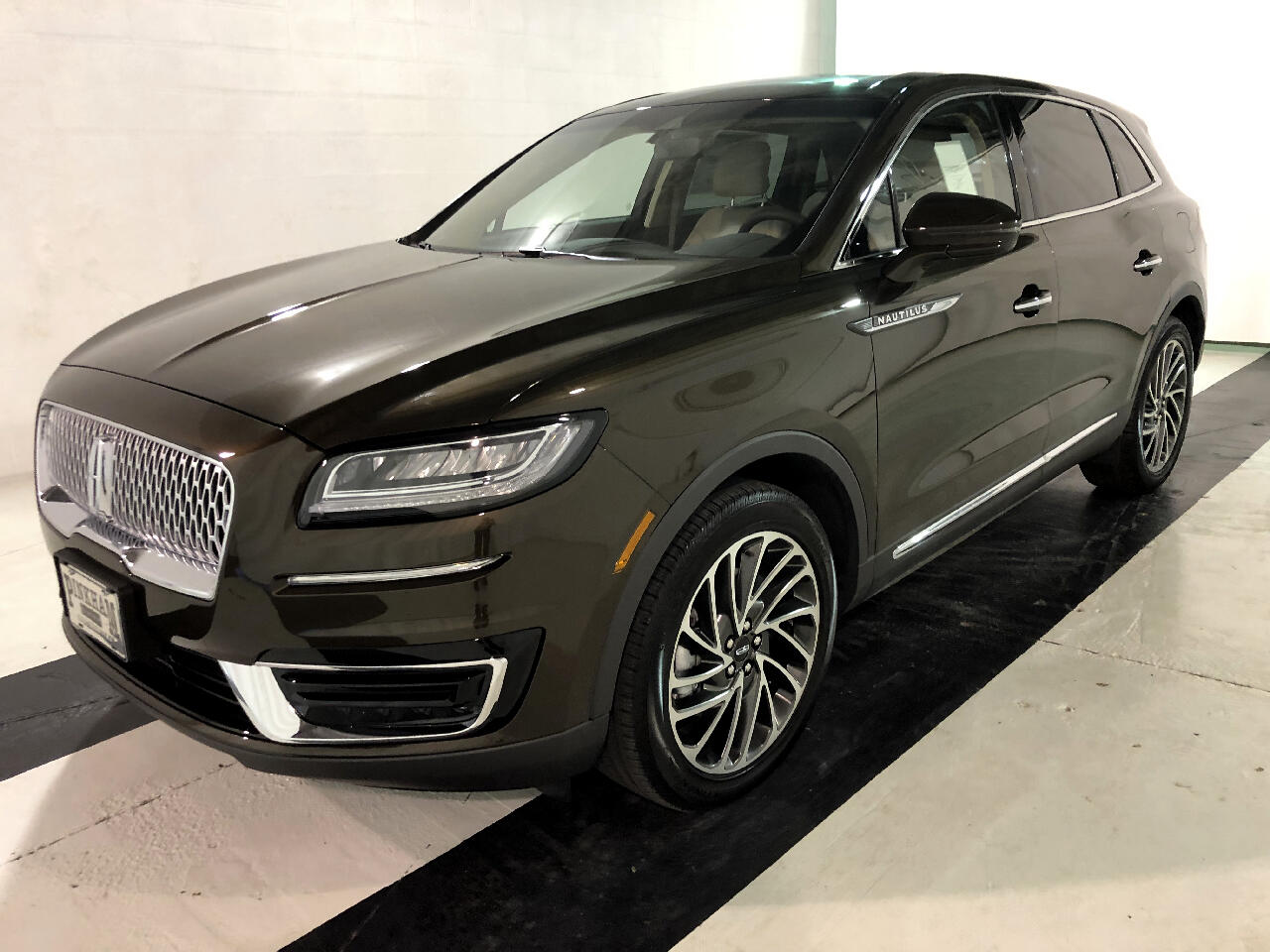 2019 Lincoln Nautilus FWD Reserve