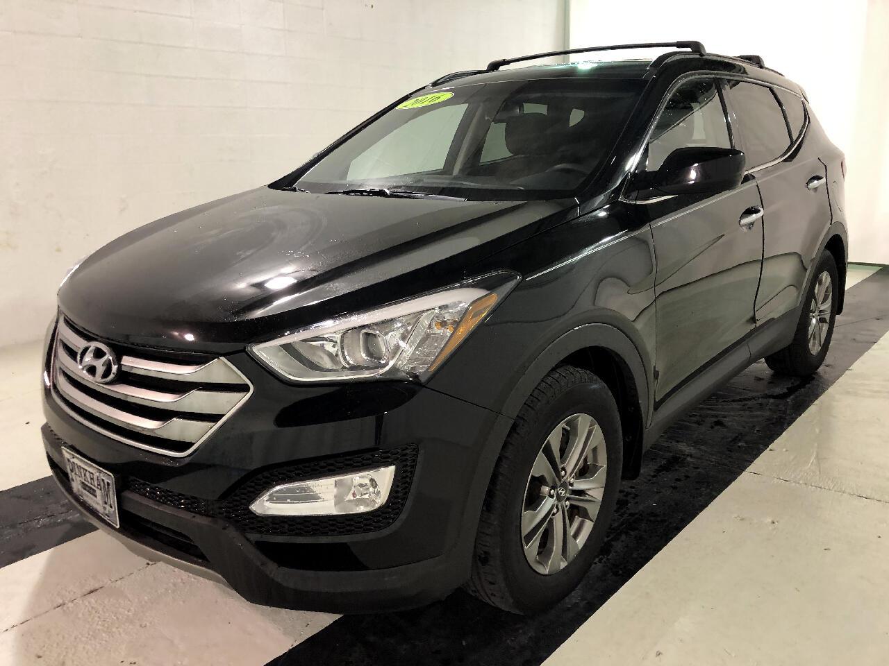 2016 Hyundai Santa Fe Sport AWD 4dr 2.4