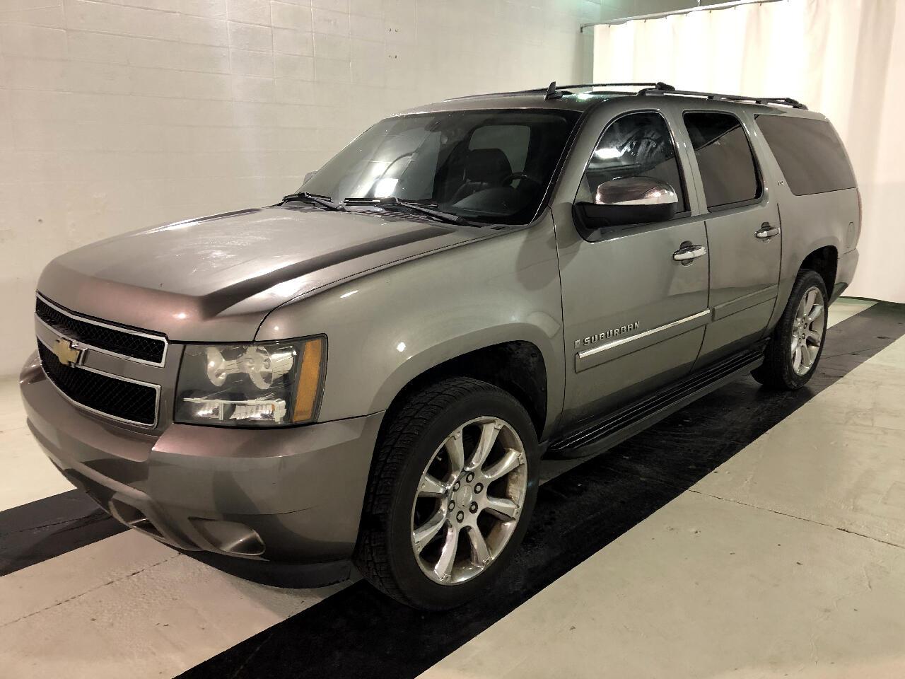 2008 Chevrolet Suburban 2WD 4dr 1500 LT w/3LT