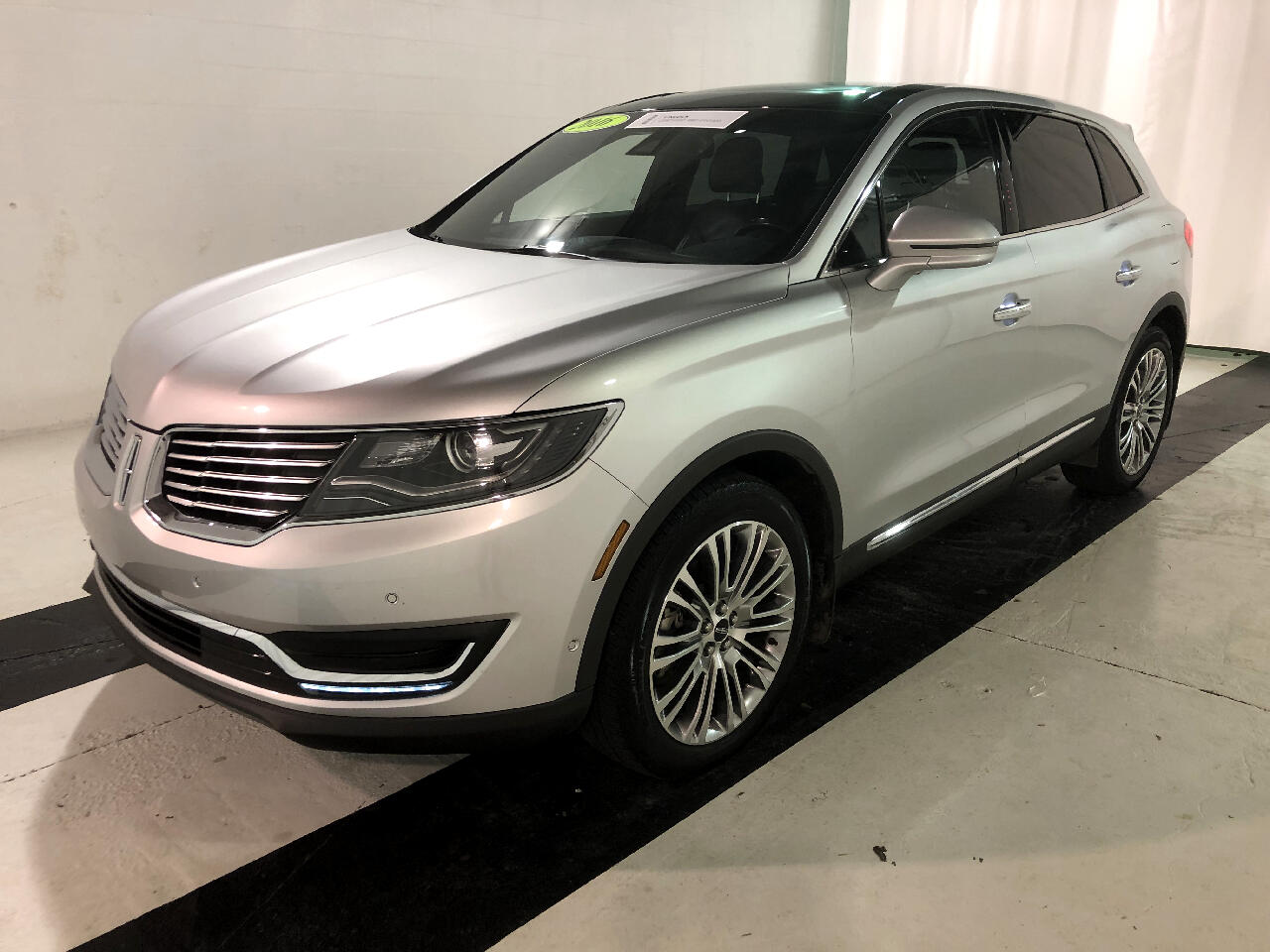 2016 Lincoln MKX FWD 4dr Reserve