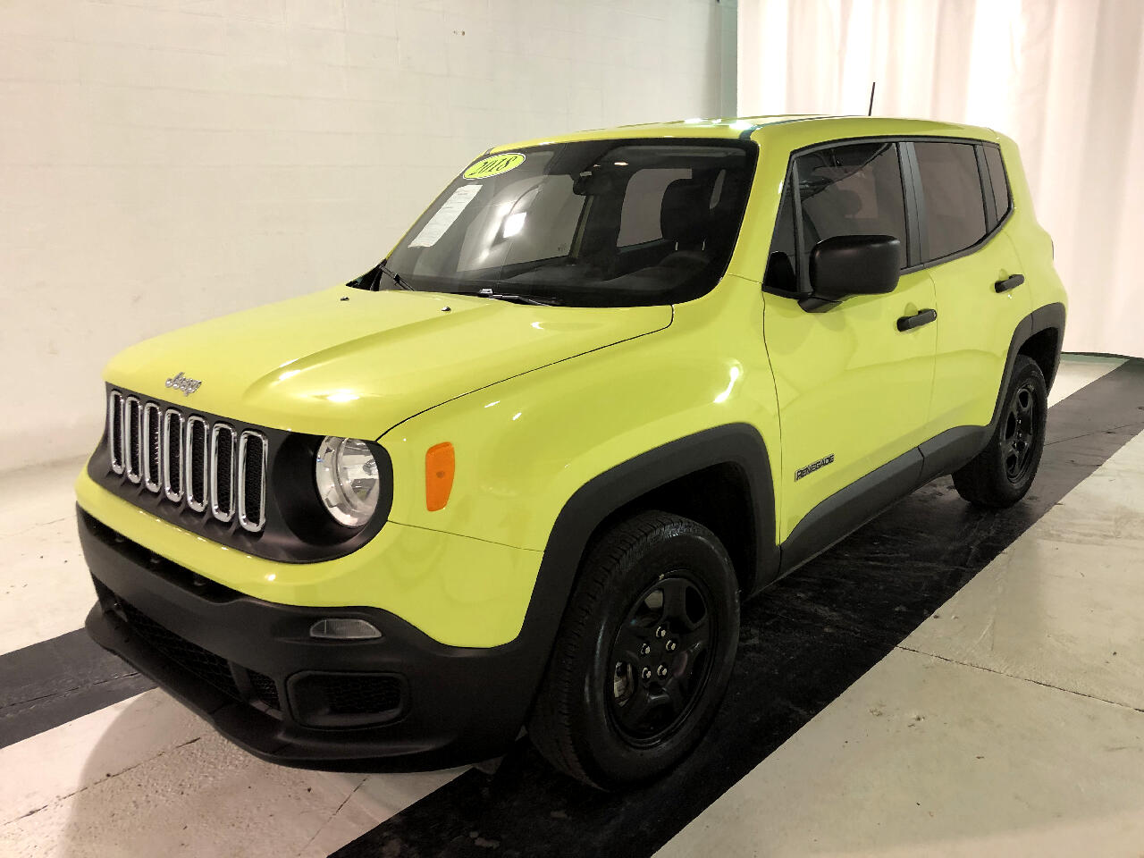 2018 Jeep Renegade Sport 4x4