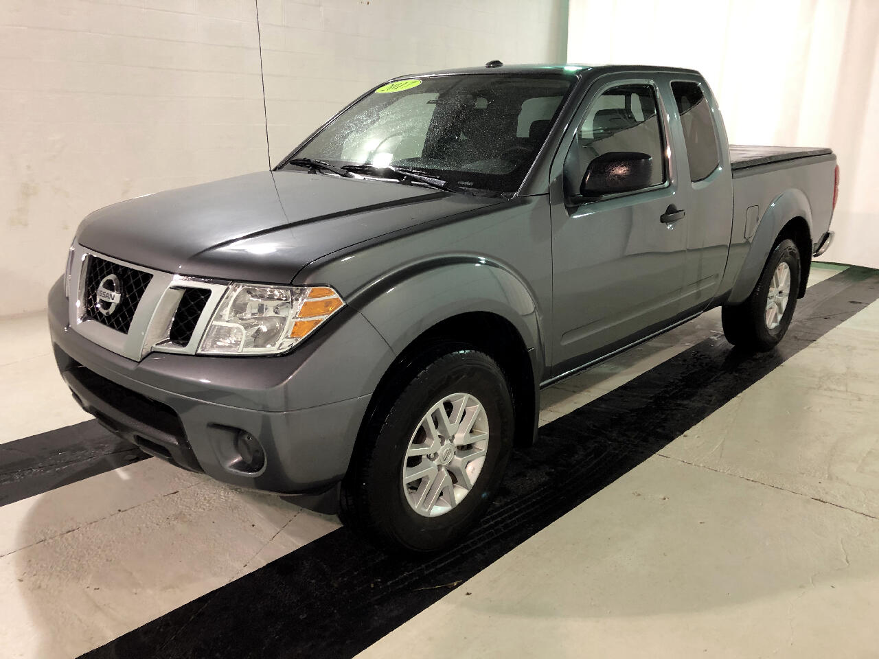 2017 Nissan Frontier 2017.5 King Cab 4x4 SV V6 Auto