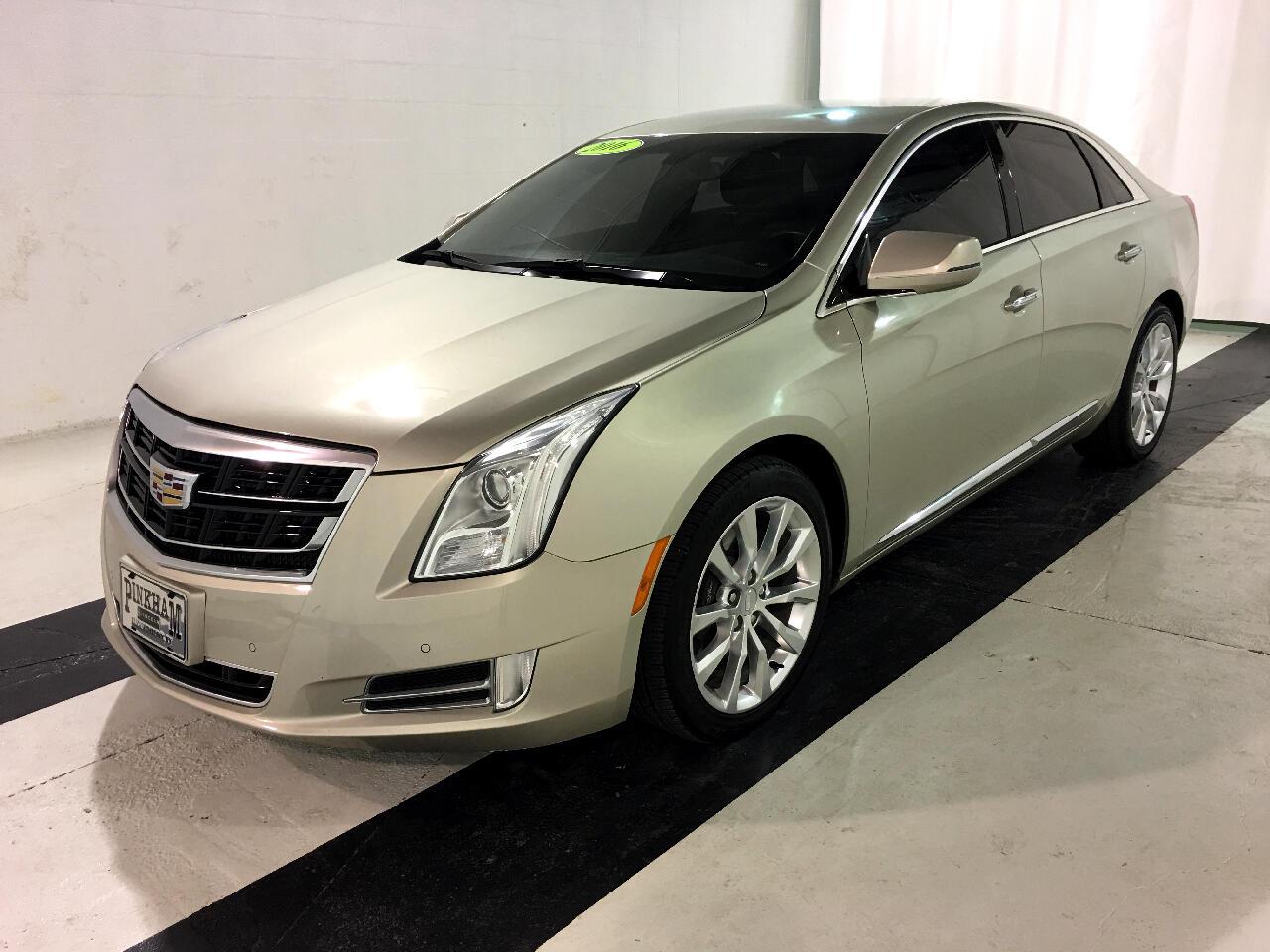 2016 Cadillac XTS 4dr Sdn Luxury AWD