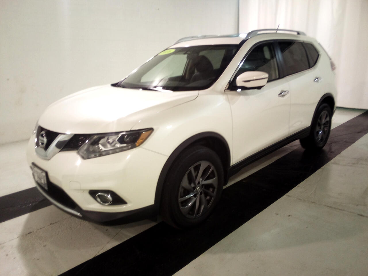 2016 Nissan Rogue AWD 4dr SL
