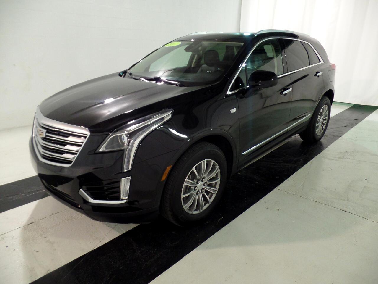 2017 Cadillac XT5 AWD 4dr Luxury
